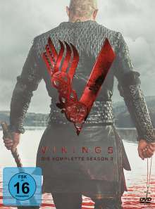 Vikings Staffel 3, 3 DVDs