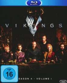 Vikings Staffel 4 Box 1 (Blu-ray), 3 Blu-ray Discs