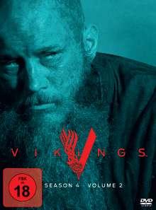 Vikings Staffel 4 Box 2, 3 DVDs