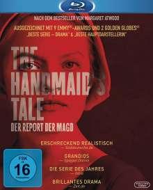 The Handmaid's Tale Season 1 (Blu-ray), 3 Blu-ray Discs