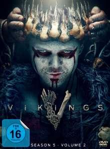 Vikings Staffel 5 Box 2, 3 DVDs