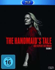 The Handmaid's Tale Season 3 (Blu-ray), 4 Blu-ray Discs
