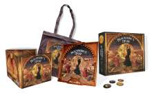 Blackmore's Night: Dancer And The Moon (Limited Boxset), 1 CD und 1 DVD