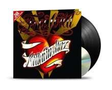 Frei.Wild: Mitten ins Herz (JVA - Jubiläums Vinyl Auflage) (Limited Edition), 1 LP und 1 CD