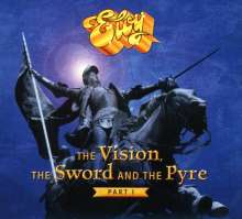 Eloy: The Vision, The Sword And The Pyre (Part I), CD