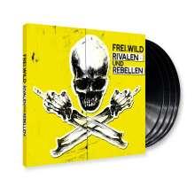 Frei.Wild: Rivalen und Rebellen, 4 LPs