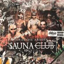 Swiss & Die Andern: Saunaclub, CD