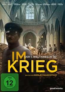 Im Krieg - Der 1. Weltkrieg in 3D, DVD