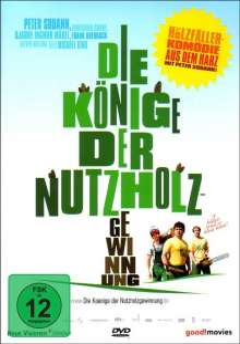 Die Könige der Nutzholzgewinnung, DVD