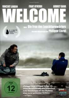 Welcome (2009), DVD