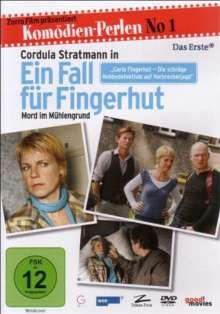 Ein Fall für Fingerhut, DVD