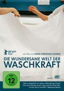 Die wundersame Welt der Waschkraft, DVD