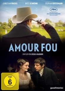 Amour Fou, DVD