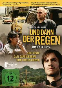 Und dann kam der Regen - Tambien La Lluvia, DVD