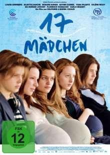 17 Mädchen, DVD