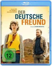 Der deutsche Freund (Blu-ray), Blu-ray Disc