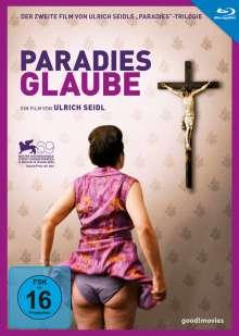 Paradies: Glaube (Blu-ray), Blu-ray Disc