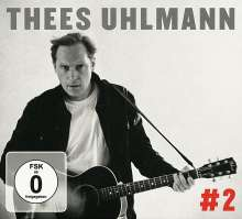 Thees Uhlmann (Tomte): #2 (Limited Edition), 2 CDs und 1 DVD