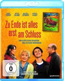 Zu Ende ist alles erst am Schluss (Blu-ray), Blu-ray Disc