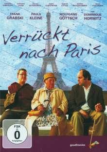 Verrückt nach Paris, DVD