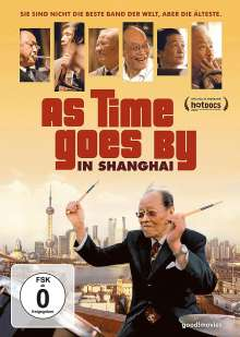 As Time goes by in Shanghai (OmU), DVD