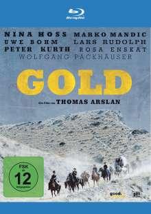 Gold (2012) (Blu-ray), Blu-ray Disc