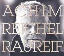 Achim Reichel: Raureif (180g) (LP + CD), 1 LP und 1 CD