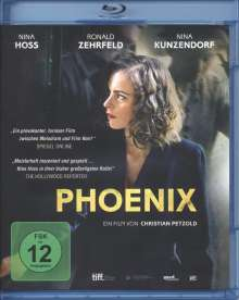 Phoenix (Blu-ray), Blu-ray Disc