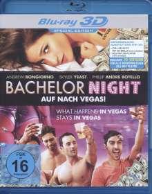 Bachelor Night (3D Blu-ray), Blu-ray Disc