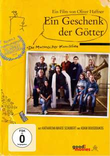 Ein Geschenk der Götter, DVD