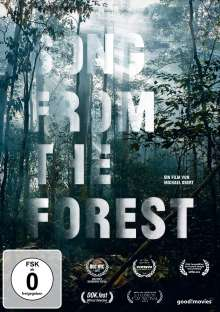Song From The Forest (OmU), DVD