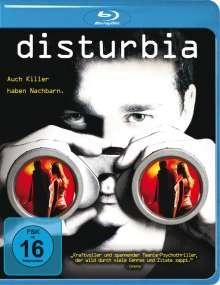 Disturbia (Blu-ray), Blu-ray Disc