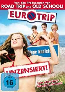 Eurotrip, DVD