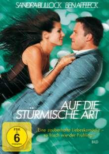 Auf die stürmische Art, DVD