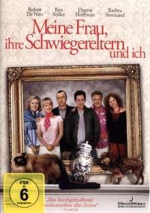 Meine Frau, ihre Schwiegereltern und ich, DVD