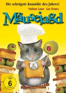 Mäusejagd, DVD