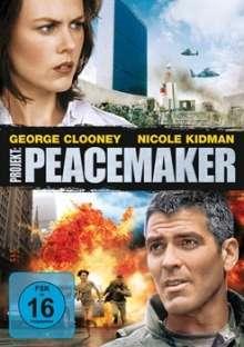 Projekt: Peacemaker, DVD
