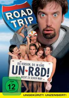 Road Trip, DVD