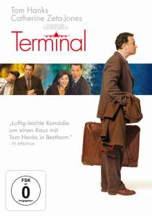 Terminal (2004), DVD
