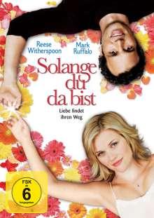 Solange du da bist, DVD