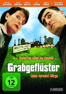 Grabgeflüster, DVD