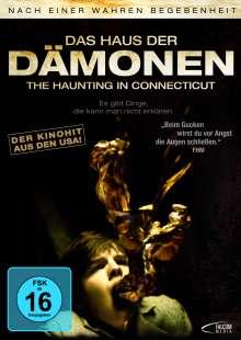 Das Haus der Dämonen, DVD