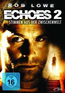 Echoes 2 - Stimmen aus der Zwischenwelt, DVD