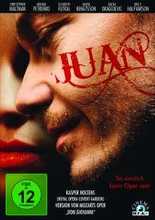 Juan (2009), DVD