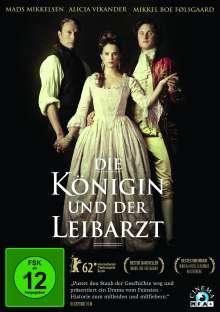Die Königin und der Leibarzt, DVD
