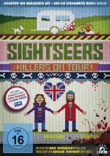 Sightseers, DVD