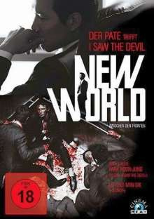 New World (2012), DVD