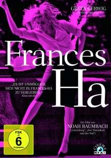 Frances Ha, DVD