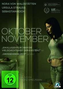 Oktober November, DVD