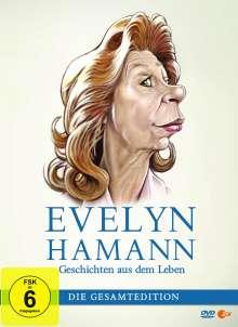 Evelyn Hamann - Geschichten aus dem Leben (Gesamtbox), 14 DVDs